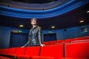 Kathleen McNurney leitet den Tanz am Luzerner Theater. Und sie ist einer der wenigen Mitarbeiter, die dem Theater auch unter dem neuen Intendanten erhalten bleiben. (Bild Roger Grütter)