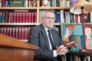 Martin Schubarth fordert, dass sich der Europäische Gerichtshof für Menschenrechte auf seine Kernaufgaben besinnt. (Bild: Manuel Zingg/Ex-Press)