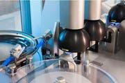 Vollautomatische Qualitätskontrolle im Bereich Sealing Solutions. (Bild: PD)