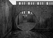 Simon Phipps' Blick auf das Aintree Estate in Fulham, London. Erbaut wurde es zwischen den Jahren 1962–1967 vom LCC Architects' Department. (Bild: Simon Phipps/Museum im Bellpark)