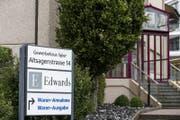 Das Unternehmen will seinen Produktionsstandort in Horw schliessen. (Bild: KEYSTONE/Alexandra Wey)