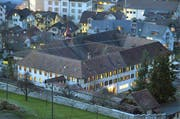 Das Kapuzinerkloster in Stans. (Bild: Urs Flüeler / Keystone)