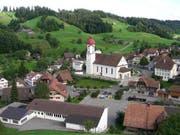 Luthern vom Schwarzbach. (Bild pd)