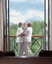 Nicht alle Pensionierten fürchten den Zwangsverkauf ihres Hauses. (Bild: Getty)