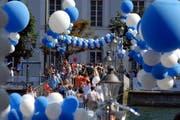 Erstmals seit neun Jahren findet wieder ein Altstadtfest statt. (Archivbild LZ)