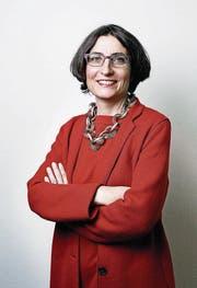 Manuela Weichelt, Regierungsrätin (Alternative-die Grünen). (Bild: Stefan Kaiser)