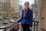 Die Ombudsstelle Luzern wird von Lucia Schnider geführt. (Bild: Nadia Schärli/NLZ (11. Dezember 2013))