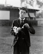 Buster Keaton: Eine stoische Miene, die aber vielsagend sein konnte. (Bild: John Springer Collection/Getty)