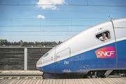 Eine nationale Ikone in Frankreich: der TGV. (Bild: Balint Porneczi/Getty)
