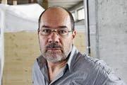 Daniel Geissmann, Leiter Ausstellung und Sammlung des Verkehrshauses. (Bild: Philipp Schmidli)