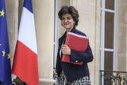 Sylvie Goulard (52). (Bild: EPA)