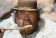 Bud Spencer als Moses im 1994 erschienen Hill/Spencer-Film «Die Troublemaker». (Bild: Imago)