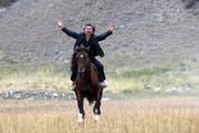 Szene aus dem Film Centaur. (Bild: PD)