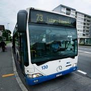 Ein Bus der Linie 23 auf dem Weg an den Bahnhof Luzern. (Archivbild Jakob Ineichen)