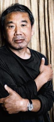 Haruki Murakami (68) verstrickt seinen Romanhelden in ein surreales Wirrnis, das dessen Psyche widerspiegelt. (Bild: Markus Tedeskino/PD)