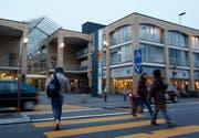 Das Neudorfzentrum in Cham. (Bild Stefan Kaiser/Neue ZZ)
