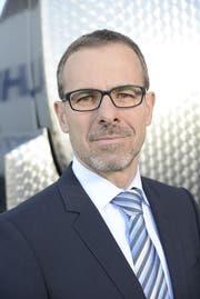 Marc Heim, bisheriger Europa-Chef bei Emmi, wird ab nächstem Jahr Chef der Division Schweiz. (Bild: Keystone)