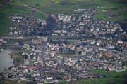 Der Bezirk Küssnacht wünscht sich ein kontinuierliches Wachstum. (Bild: Archiv René Meier)