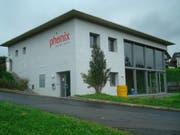 Das Jugendhaus Phönix in Ebikon. (Bild: PD)