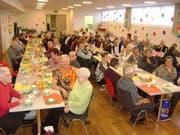 Seniorenfasnacht in Seewen. (Bild pd)