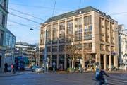 Hier laufen auch in Zukunft die Fäden zusammen: im Switch-Hauptgebäude in Zürich. Die Stiftung verwaltet weiter alle .ch-Internetadressen. (Bild: PD)