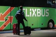 Flixbus hat in Deutschland und Europa 2017 mehr als 40 Millionen Passagiere befördert. In der Schweiz waren es 1,2 Millionen Passagiere. (Bild: Imago)