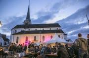 Die Stanser Musiktage finden auch 2017 statt. (Bild: André A. Niederberger)