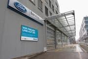 Ab Anfang Jahr ist die Auto Wild AG an der Baarerstrasse in Zug und übernimmt die dortige Ford-Vertretung. (Bild: Maria Schmid (28. Dezember 2017))