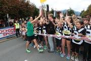 Marathon Light 2015 (Bild: Roger Zbinden / Neue LZ)