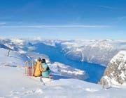 Schwyzer Wintersporthighlights wie der Fronalpstock liegen in nächster Nähe von Zug. (Bild: pd)