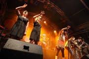 Die Band «Missy Brown» an den Stanser Musiktagen 2012. (Bild: Archiv Neue NZ)