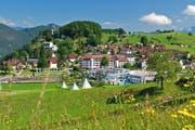 Der Swiss Holiday Park in Morschach baut sein Familien-Angebot aus. (Bild: Archiv Neue LZ)