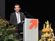 «2019 werden wir sowieso eine Standortbestimmung vornehmen.» Beat Jörg, Präsident Zentralschweizer Bildungsdirektoren (Bild: Urs Hanhart (Neue UZ))