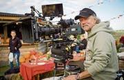 Ueli Steiger: «Beim Filmen gilt: Jede Minute zählt. Erst recht, wenn du draussen drehst.» (Bild: PD)