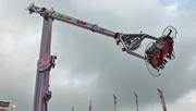 Die Adrenalin-Zentrifuge «Maxximum 2». (Bild: Screenshot Youtube)