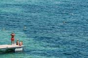 Die Preise für Ferien am nördlichen Mittelmeer schwanken zusammen mit dem Eurokurs. (Bild: David Ramos/Getty (Mallorca, 13. Juli 2014))