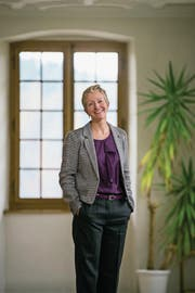 Claudia Ziltener ist Präsidentin der Kesb Region Willisau-Wiggertal. (Bild: Dominik Wunderli (13. November 2017))