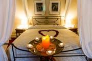 Warmer Empfang: So macht man's beispielsweise im Hotel Wilder Mann in der Stadt Luzern. (Bild: Roger Gruetter / Neue LZ)