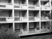 Kaum mehr anzutreffen: mehrere Leerwohnungen in einem Gebäude (Symbolbild) (Bild: Keystone)