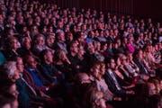Die Konzerte waren restlos ausverkauft. (Bild: Christian H. Hildebrand (Zug, 17. März 2018))