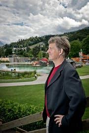 Der Grüne Krienser Gemeinderat Cyrill Wiget ist «bereit für eine neue Herausforderung». (Archivbild Pius Amrein)