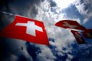 Neue Nationalhymne: CVP verlangt Übungsabbruch. (Archivbild Neue LZ)
