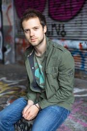 Der Luzerner Pan Aurel Bucher spielt bei den Tellspielen 2016 die Hauptrolle. (Bild: Henrik Pfeifer)