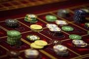 Bei einer Razzia hat die Zuger Polizei in einem Hünenberger Lokal illegale Glücksspiele aufgedeckt. (Symbolbild) (Bild: Pius Amrein / Neue LZ)