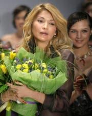Gulnara Karimova, die älteste Tochter des usbekischen Präsidenten Islam Karimov. (Bild: Keystone)