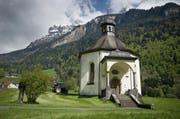 Die Kapelle zum Heiligen Kreuz in Grafenort wird bald restauriert. (Bild: Corinne Glanzmann / Neue OZ)