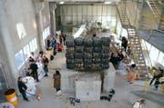 Kulturräume, wie hier in der alten Zementfabrik in Brunnen, sollen nicht vom Kanton unterstützt werden. (Archivbild Harry Ziegler)