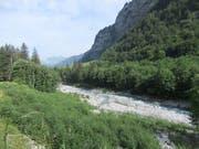 Von Bikern und Wanderern gerne genutzt: die Aue Alpenrösli-Herrenrüti in Engelberg (Aufnahme von 2015). (Bild: PD)
