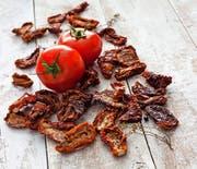 Es müssen nicht immer Äpfel und Birnen sein: Unter anderem getrocknete Tomaten haben in den letzten Jahren mehr und mehr Liebhaber gefunden. (Bild: Getty)