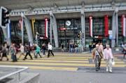 Anfangspunkt der Detektiv-Reise ist der Bahnhof Luzern (Bild). (Bild: Archiv Neue LZ)